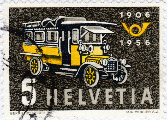 SBK 324, Erstes Postauto 324_2_10