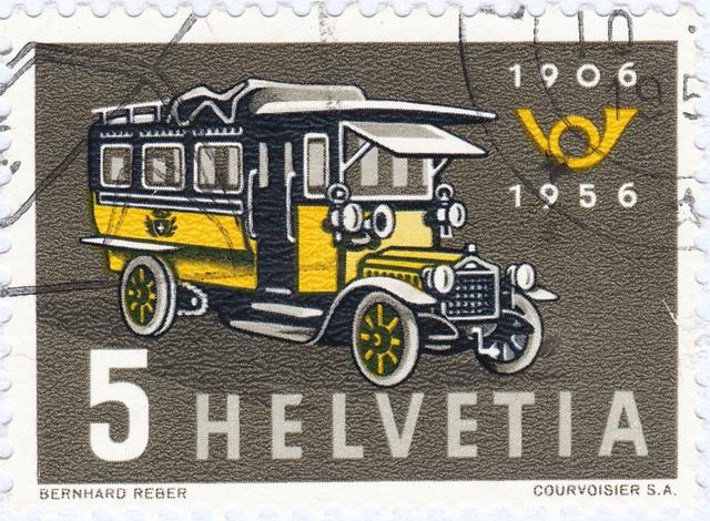SBK 324, Erstes Postauto 324_3_10
