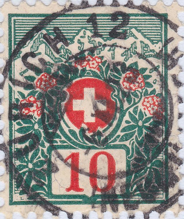 SBK 32, Schweizer Wappen und Alpenrosen 32_2_011