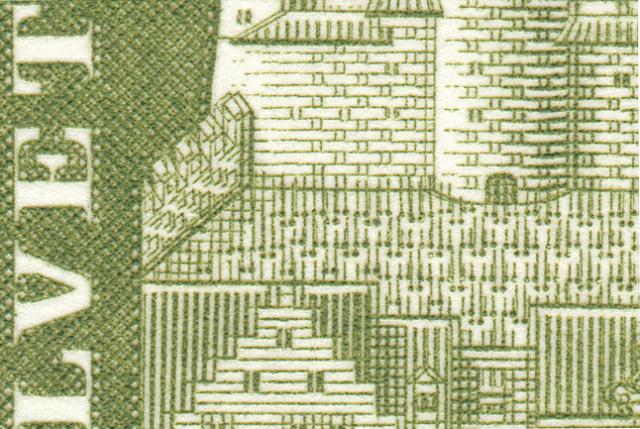 SBK 368 (Mi. 709), Munot, Schaffhausen 368_2_10