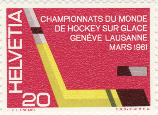 SBK 377 (Mi.729), Eishockey-WM 377_2_12