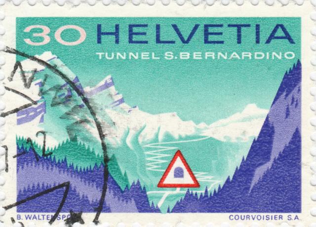 SBK 451 (Mi. 860), San Bernardino-Tunnel 451_3_11
