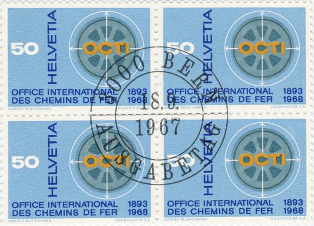 SBK 452 (Mi. 861), Int. Eisenbahnverkehr 452_3_11