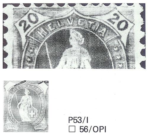 SBK 66A, Stehende Helvetia 20 Rappen 66a_2_15