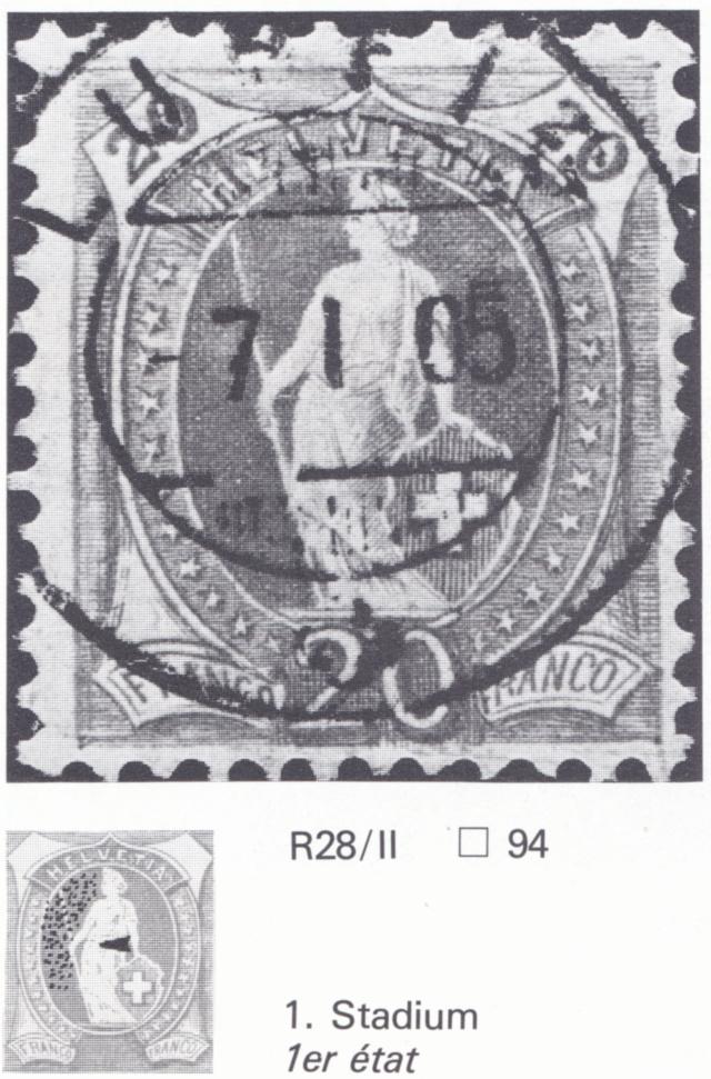 SBK 66E, Stehende Helvetia 20 Rp 66e_3_15