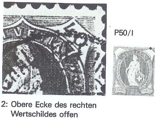 SBK 69D, Stehende Helvetia 40 Rp 69d_2_14