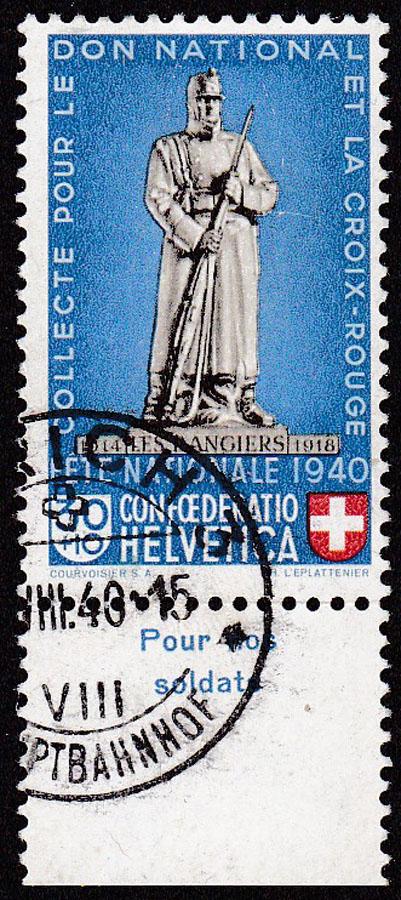 SBK B6 Denkmäler - Les Rangiers 1914-1918 6_4_0310