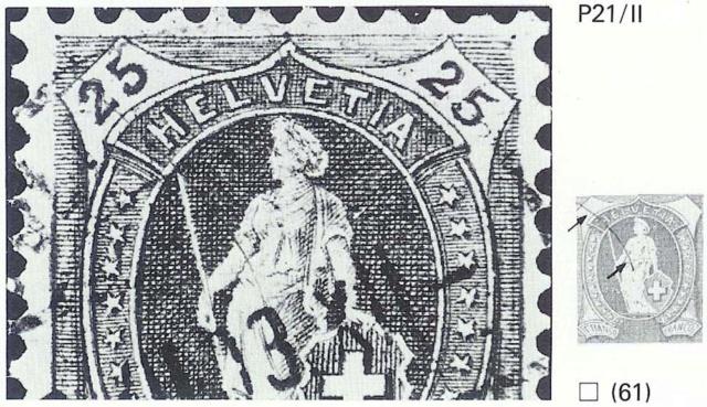 SBK 73E, Stehende Helvetia 25 Rappen 73e_2_15