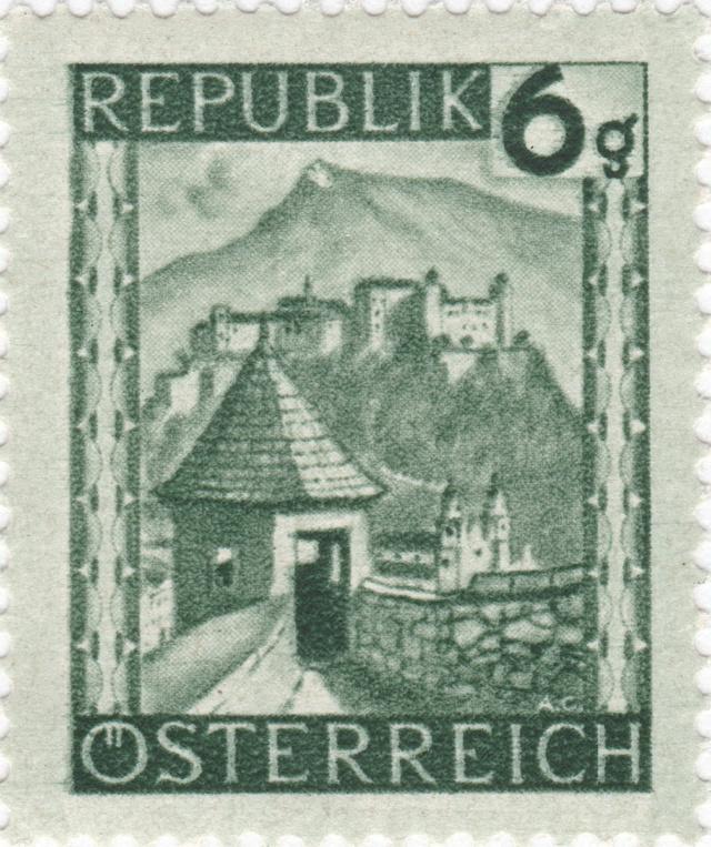 """ANK 741 (Mi. 741) """"Salzburg"""" 741_i_10"""