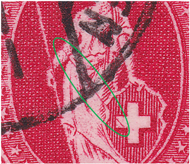 SBK 75D, Stehende Helvetia, 1 Franken 75d_2_21