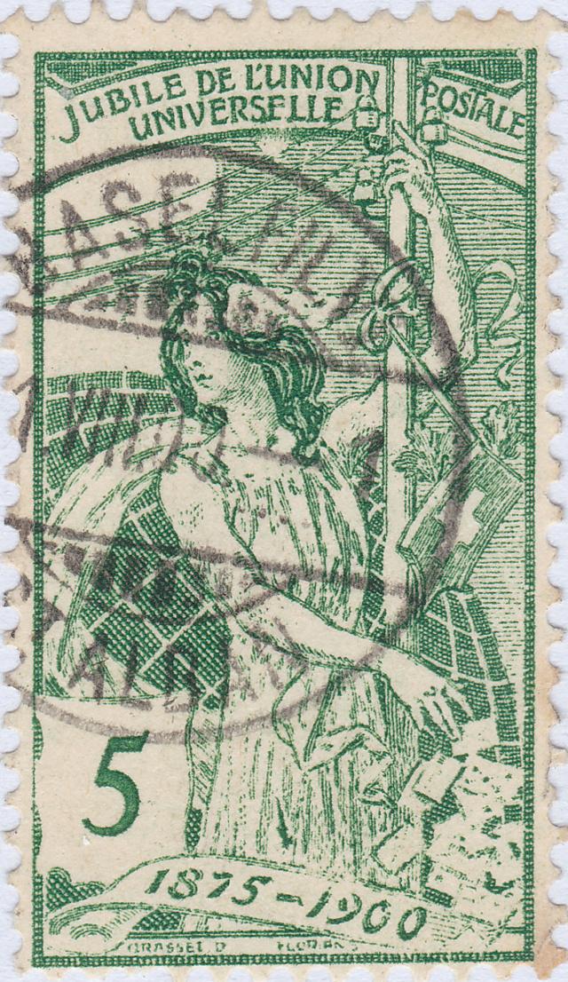 SBK 77A (Mi 71I) 5 Rp grün, 1. Platte 77a_2_14