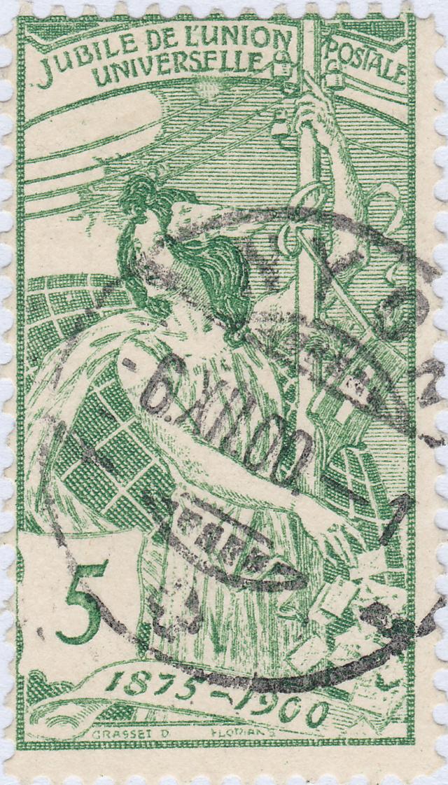 SBK 77A (Mi 71I) 5 Rp grün, 1. Platte 77a_3_12