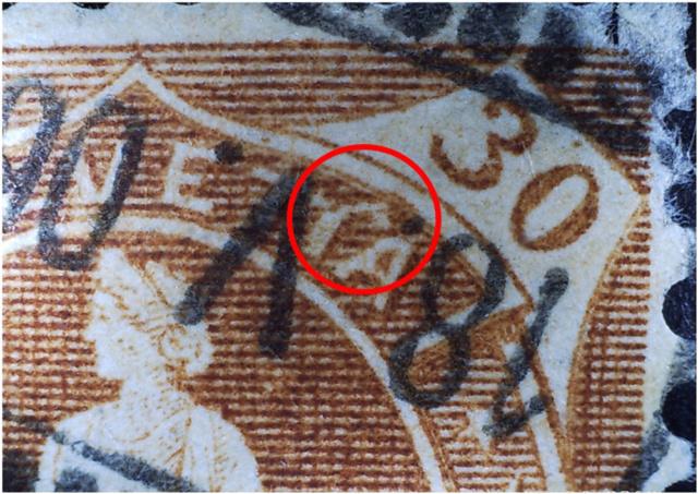 SBK 88A, Stehende Helvetia 30 Rp 88a_2_11