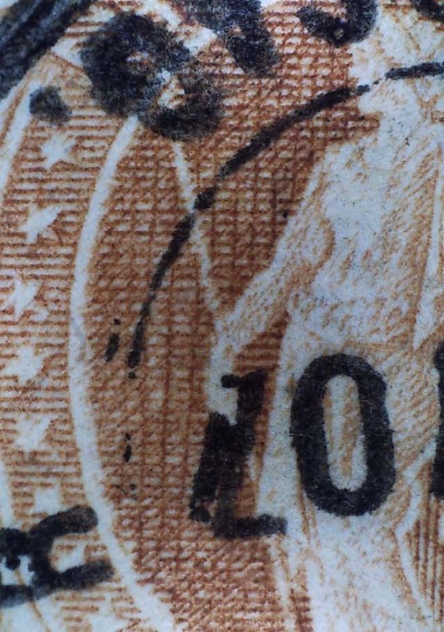 SBK 88A, Stehende Helvetia 30 Rp 88a_3_12