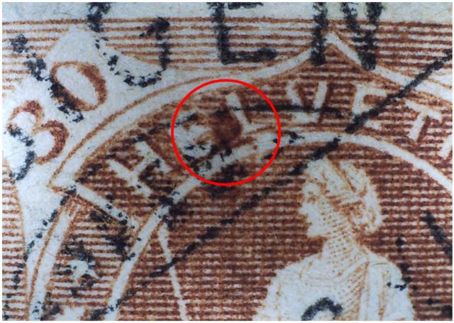 SBK 88A, Stehende Helvetia 30 Rp 88a_3_19