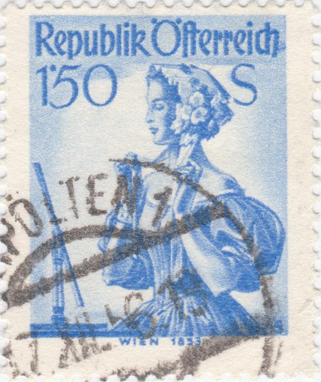 """ANK 910 (Mi. 916), """"Wien 1853"""" 910_v_10"""