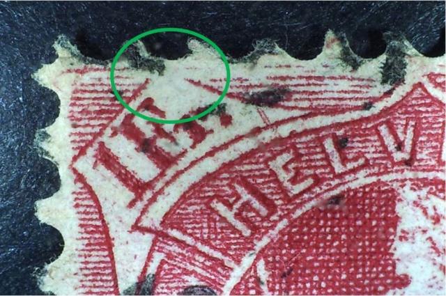SBK 91A, Stehende Helvetia, 1 Franken 91a_2_15