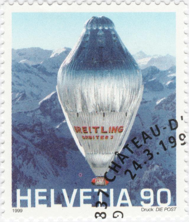 SBK 971 (Mi 1680) Ballon Breitling 971_ab12