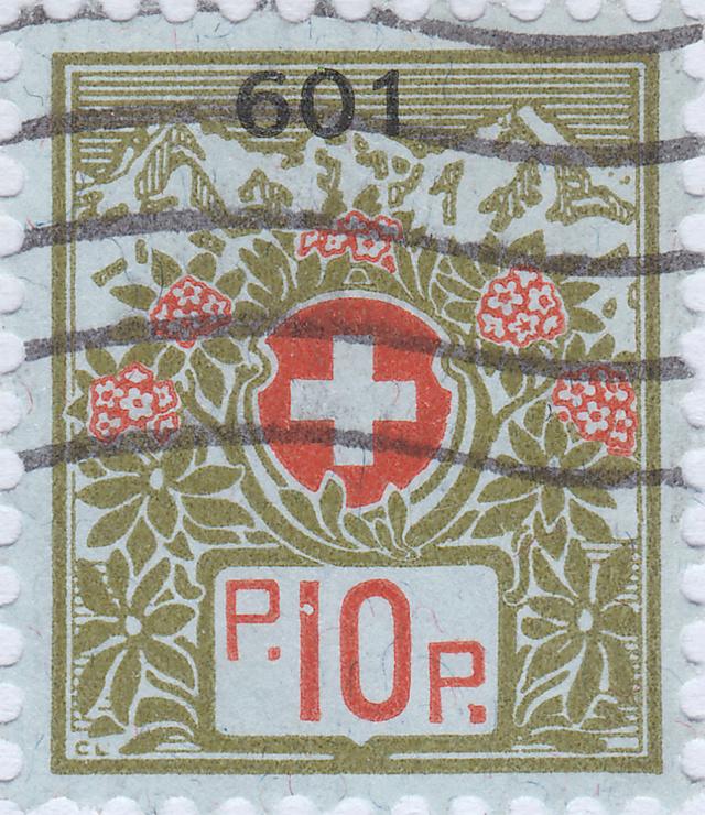 SBK 9, Schweizer Wappen und Alpenrosen 9_2_5311