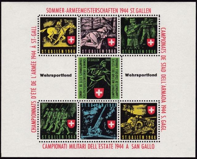 Sommer-Armeemeisterschaften St. Gallen 1944 Armeem10