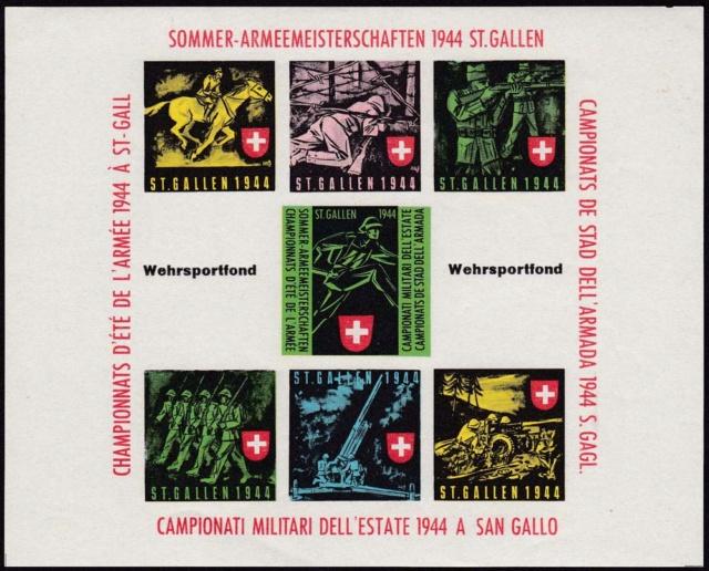 Sommer-Armeemeisterschaften St. Gallen 1944 Armeem11