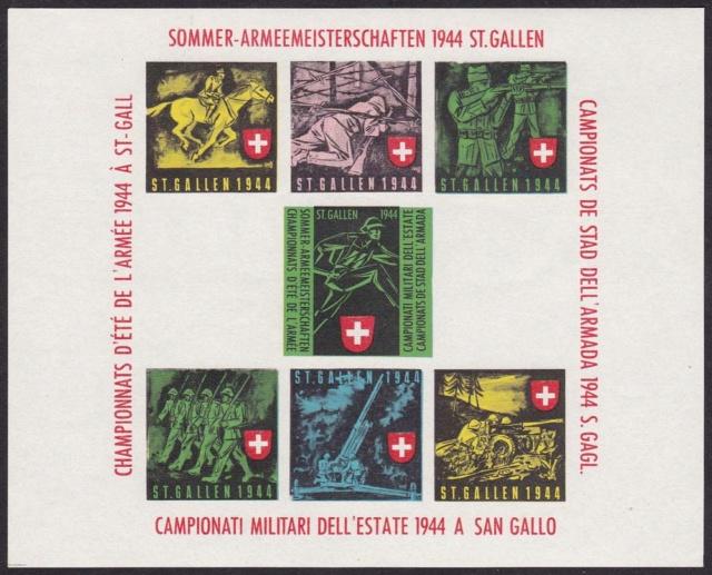 Sommer-Armeemeisterschaften St. Gallen 1944 Armeem12