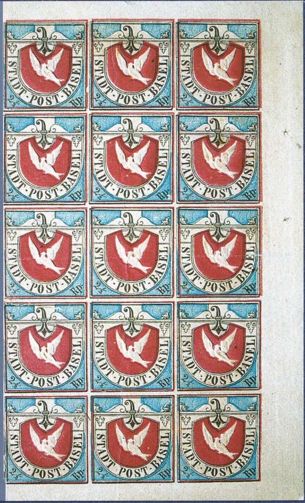 Baslertaube in geerbter Sammlung Basler13