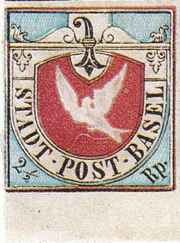 Baslertaube in geerbter Sammlung Basler14