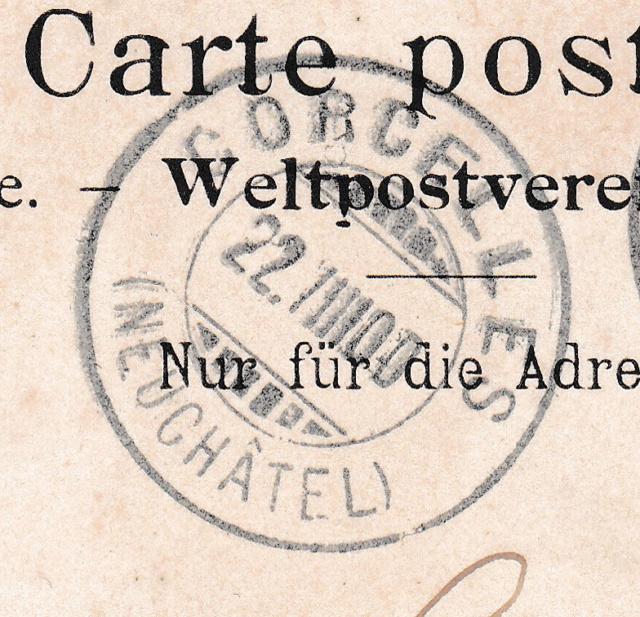 Corcelles bei Neuchâtel NE - 203 Einwohner Corcel10