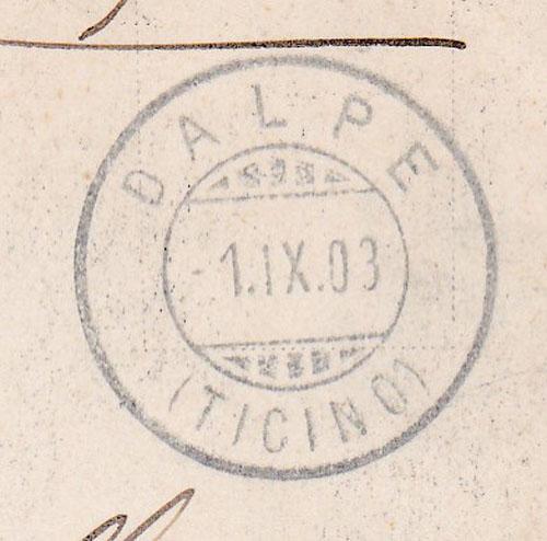 Dalpe in der Leventina TI - 192 Einwohner Dalpe10