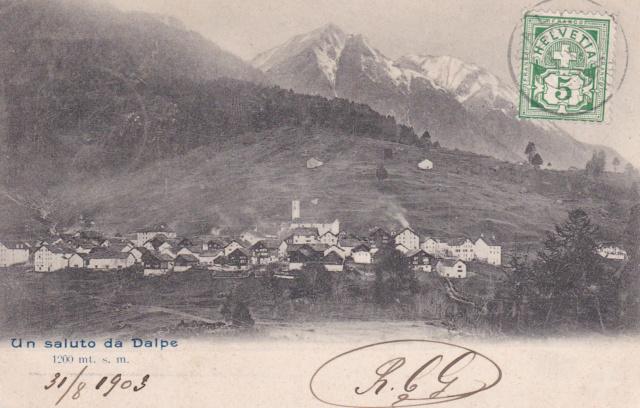 Dalpe in der Leventina TI - 192 Einwohner Dalpe110