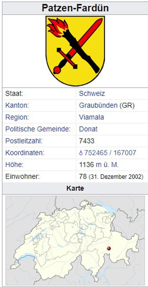 Fardün GR - 39 Einwohner Fardzn11