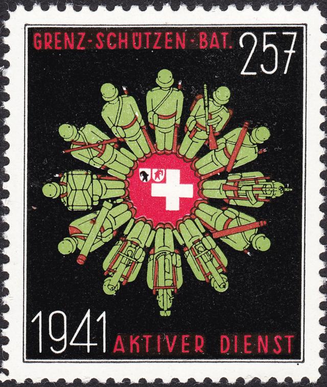 Grenz-Schützen-Bat. 257 Grenzt24