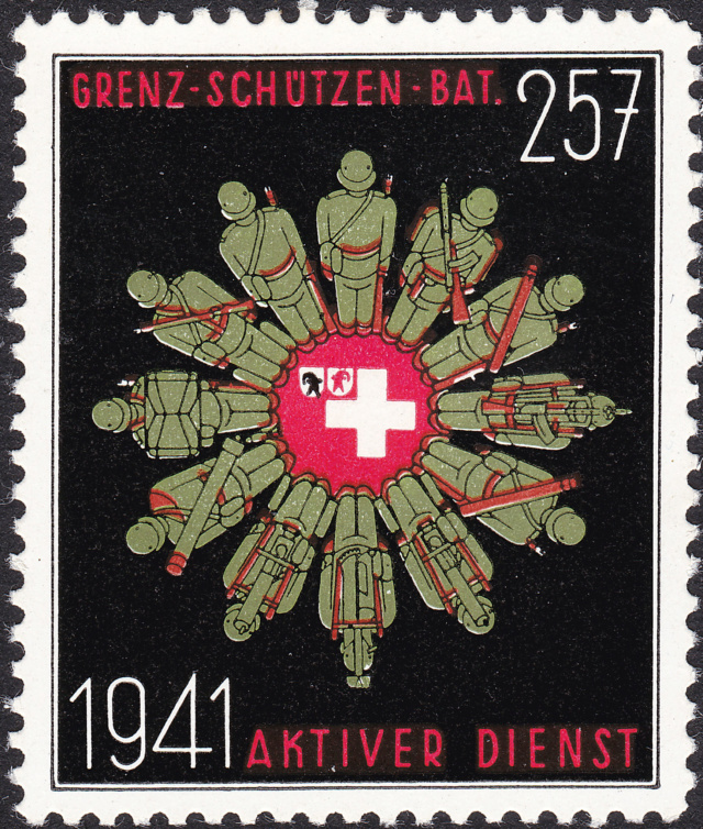 Grenz-Schützen-Bat. 257 Grenzt25