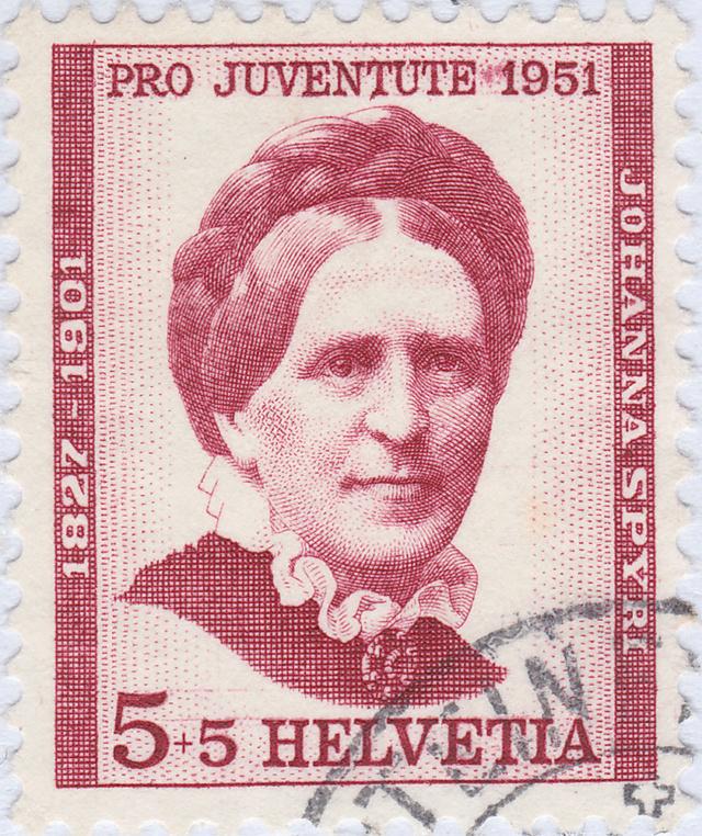 SBK J138 Johanna Spyri J138_211