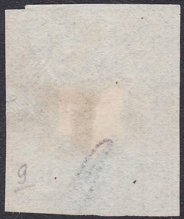 SBK 15II, Rayon I, dunkelblau ohne Kreuzeinfassung Rayon_17