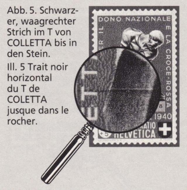 SBK B4 (Mi 365) Denkmäler - Giornico 1478 Schwar10