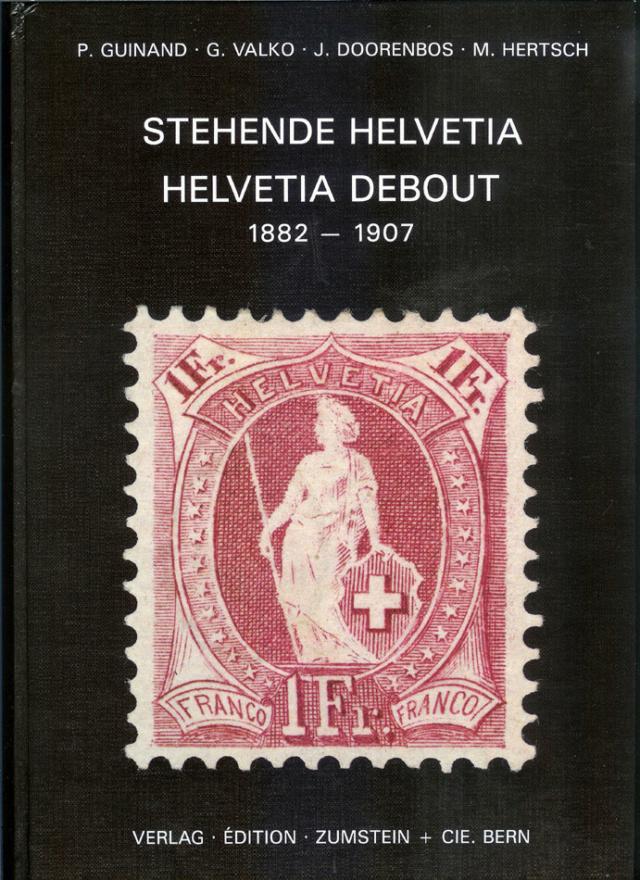 Stehende - 72A Stehende Helvetia 3Fr. Stehen10