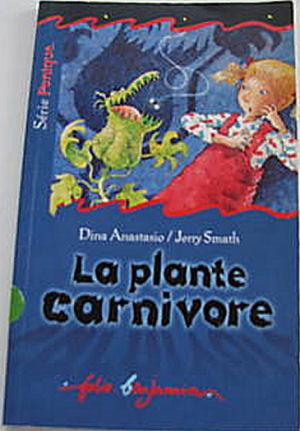 La plante carnivore - Gallimard - 2003 (enfants) La_pla13