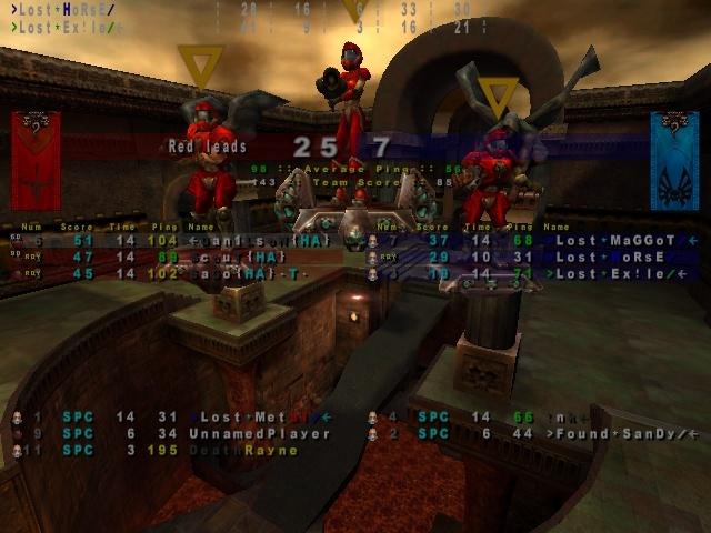 HA vs Lost(6-2) Q3-20014