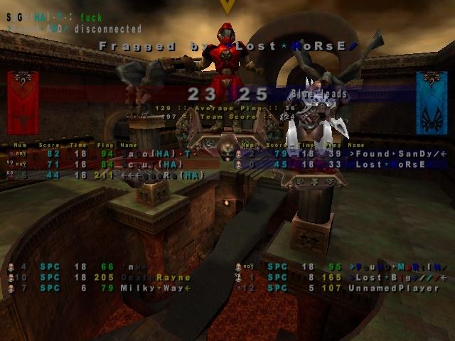 HA vs Lost(6-2) Q3-20015