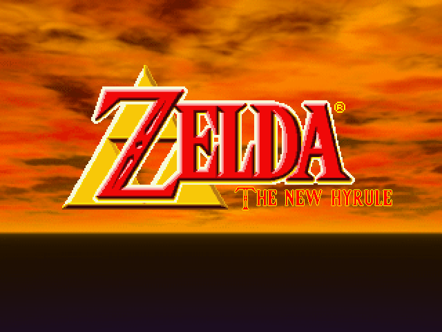 The legend of zelda : the new hyrule Titre11