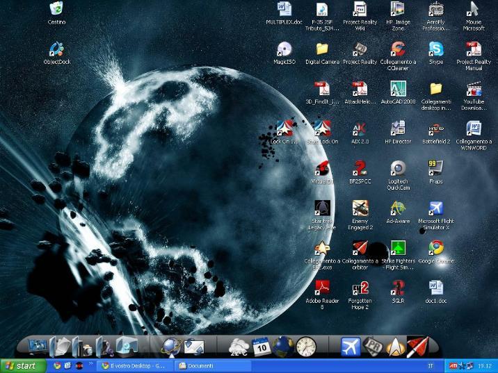 Il vostro Desktop Deskto12