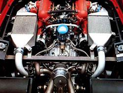 Le mythe Ferrari 288gto10