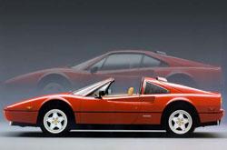Le mythe Ferrari 328-gt10