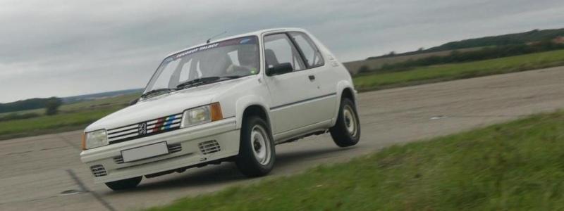 PEUGEOT 205 1.3 Rallye Chambl10