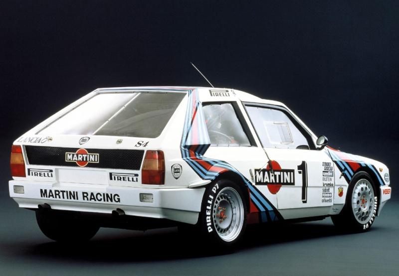 Lancia Delta Intégrale HF Turbo Evo 2 Lancia10