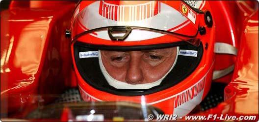 Retour de Schumacher Schuma11