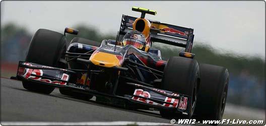 Grand Prix de Silverstone Vettel10