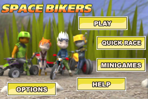 Space Bikers v1.0 - Cracked 121